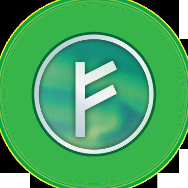 Il simbolo di Auroracoin